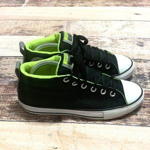 Chuck Taylor Street Mid Sneakers